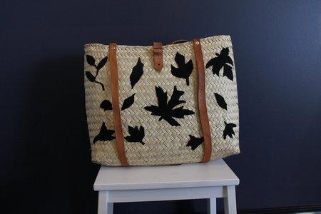 Carolina K Embroidered Backpack