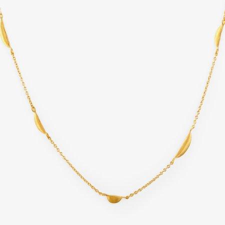 Satomi Kawakita Chain Necklace - Yellow Gold
