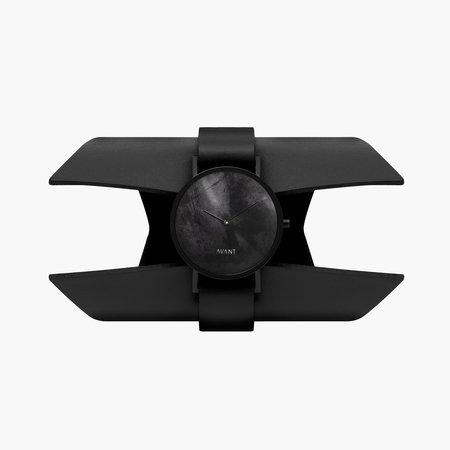 Unisex SOUTH LANE x AUMORFIA Diffuse Watch - Black