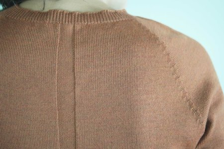 Erdaine Mae Sweater - Rust