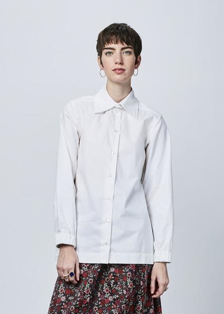Fabiana Pigna Maxima Button Up Shirt - white