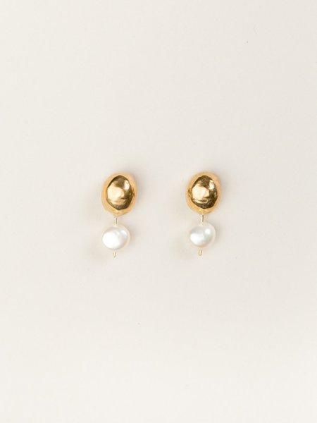 Uni Jewelry Ela Pearl Earrings