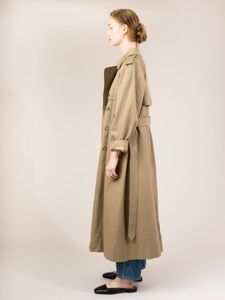Shop Boswell Vintage Burberry Trench Coat