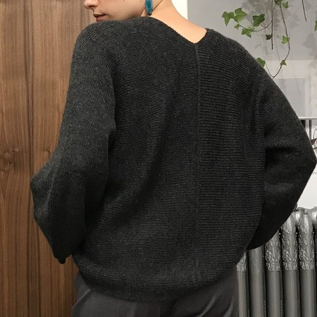 Erdaine OONA Sweater - Charcoal