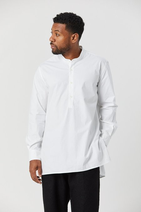 House Of St. Clair Martius Tunic - White