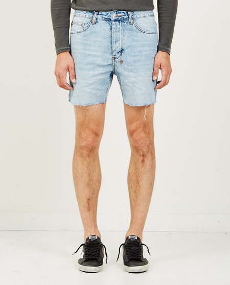 Ksubi DAGGER DAN SHORT - UNDERRATED BLUE