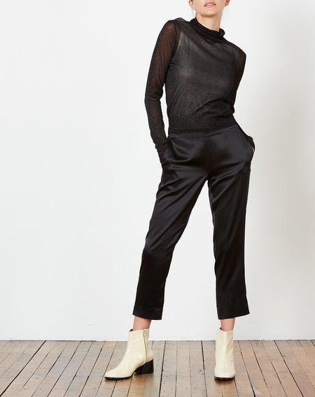 6397 Pull On Trouser - Black