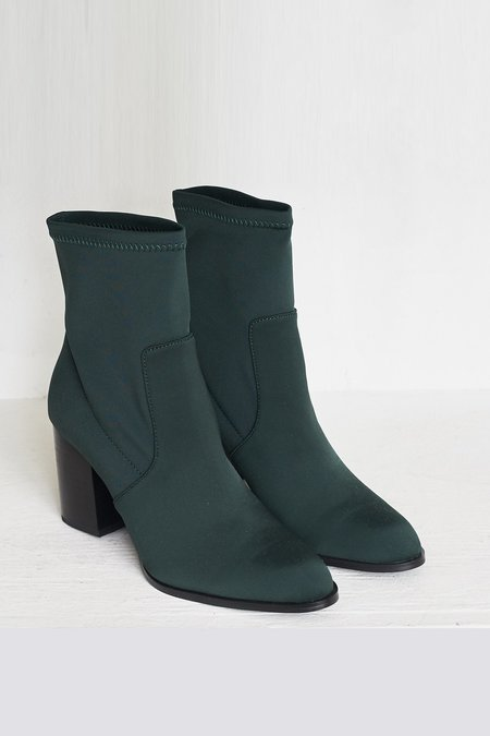 Intentionally Blank Janet Boot - Emerald