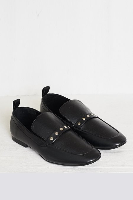 Hiraeth Vegan Studded Loafers