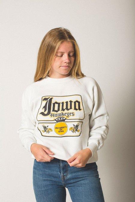 "Preservation Vintage ""Iowa Hawkeyes"" Sweatshirt"