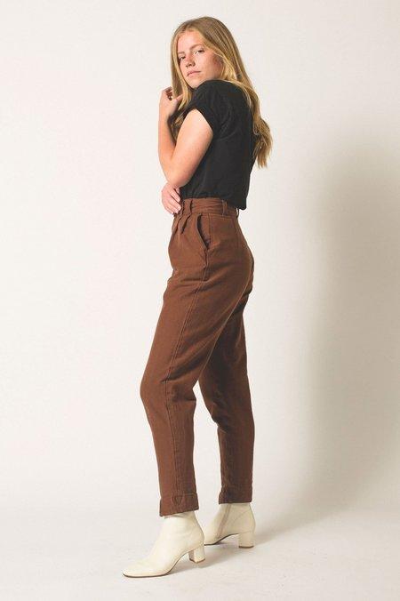 Preservation Vintage Trousers - Brown
