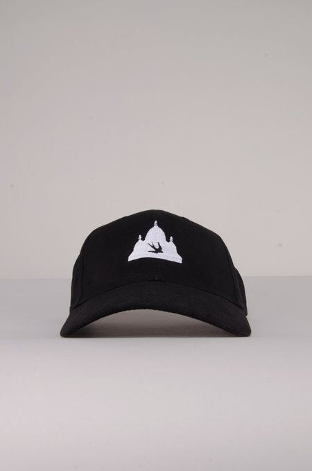 North Hill Logo Hat - Black