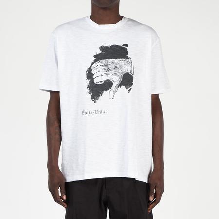 Garbstore Etats Unis T-shirt - White