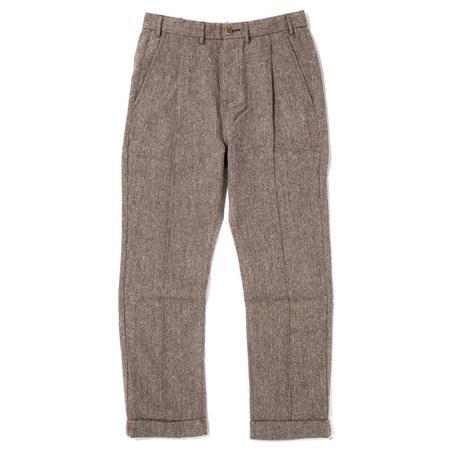 Garbstore Pin Slacks - Tweed