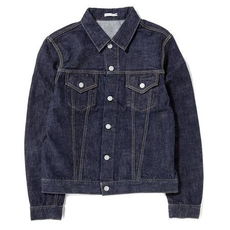 Garbstore x Fullcount Denim Jacket - Rinse