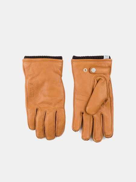 Norse Projects x Hestra Utsjo Glove - Tobacco