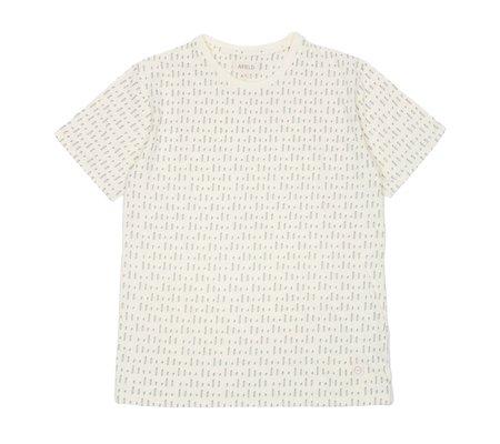 Far Afield Printed T-Shirt - Chimney Stacks
