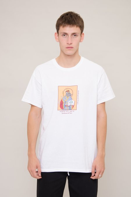 North Hill Underground Kingz Tee - White