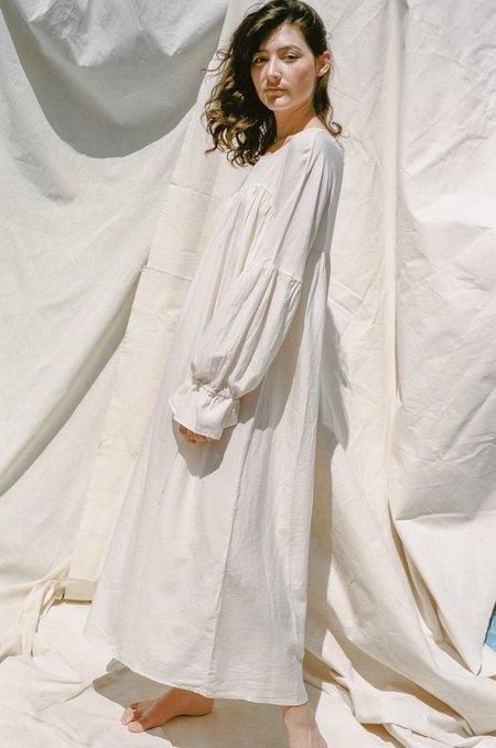 SELVA / NEGRA Phoebe Dress - Oatmeal