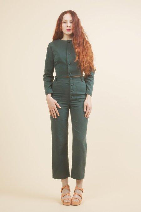 Samantha Pleet Chorus Jacket - Forest
