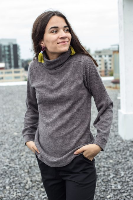 Dagg & Stacey Stanley Pullover - Taupe