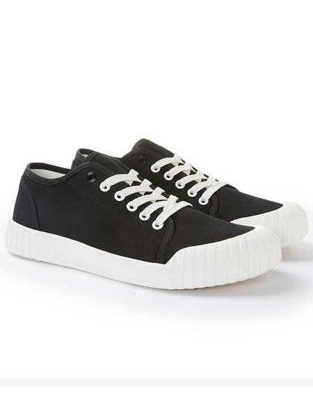 Good News Bagger Low Top - Black