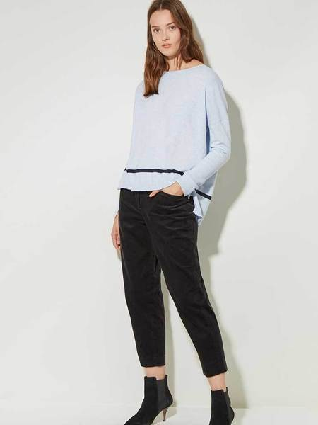 Great Plains Cashmere Knit - Chambray/Midnight