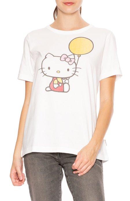 Chinti and Parker Hello Kitty Balloon Cotton Tee