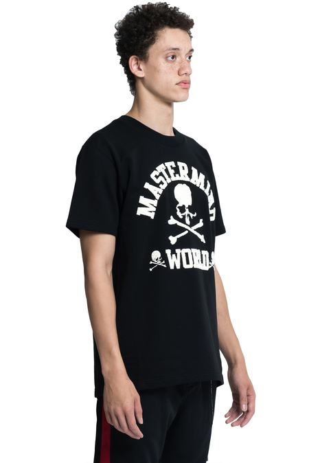 Mastermind World 3D Print T-shirt - Black