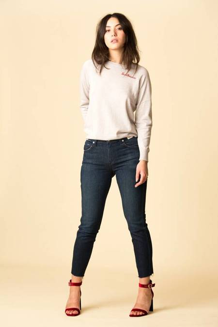 Replica Los Angeles Heartbreaker Sweater - Heather Grey