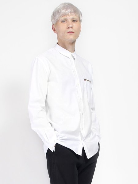 Henrik Vibskov Inner Measuring Shirt - White