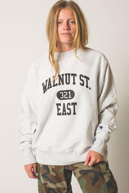 Preservation 321 Walnut St Sweatshirts