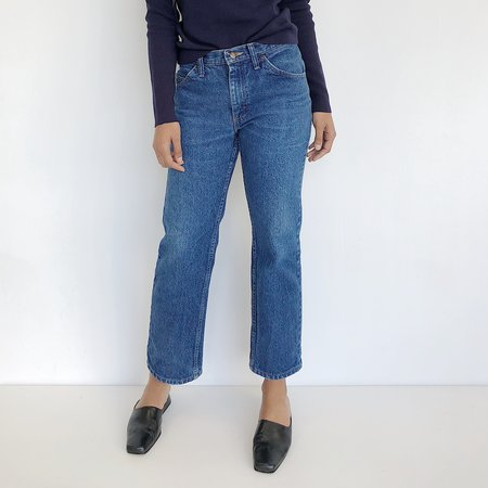 Johan Vintage Medium Wash Jeans - Blue
