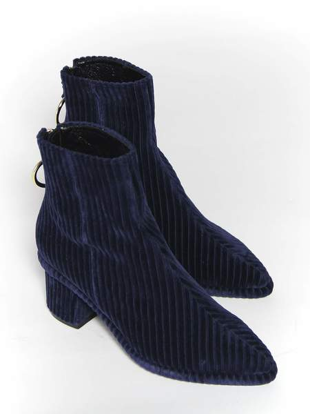 Reike Nen Ring Slim Boot - Navy