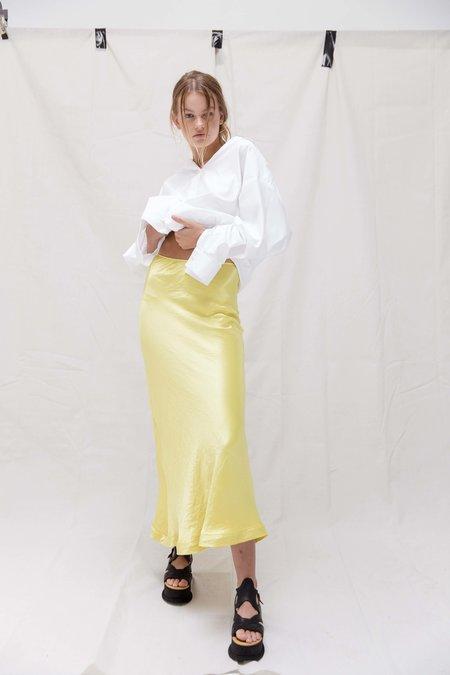 IDAE Yellow Tourmaline Skirt - Yellow