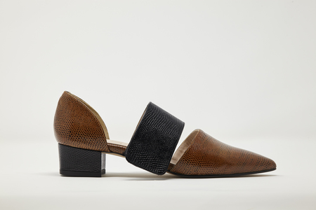 5yMedio LOREN LOAFER - BRANDY