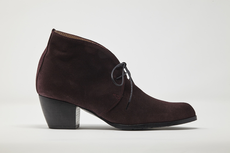 5yMedio FERNANDA BOOT - OLD PURPLE
