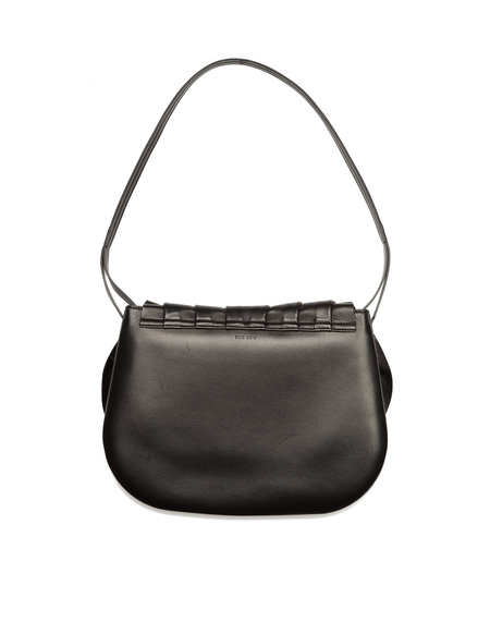 The Row Fan 12 Leather Bag