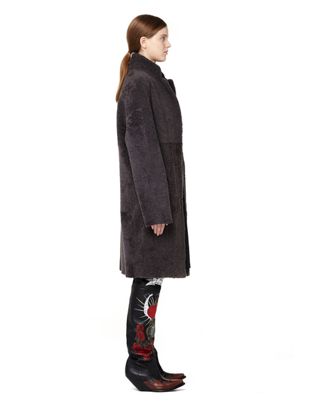 32 Paradis Double-faced Shearling Coat