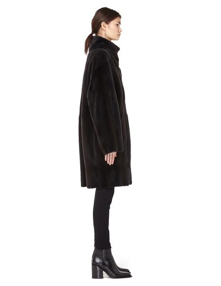 32 Paradis Double-faced Mink Fur Coat