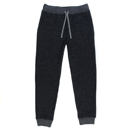 National Athletic Goods Gym Pant - Black