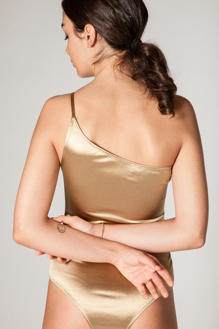Fantabody Pina Satin - Gold