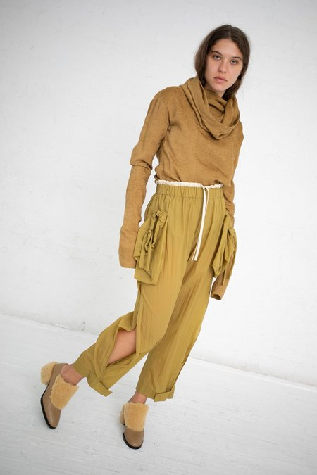 Nehera Pozba Pants - Mustard
