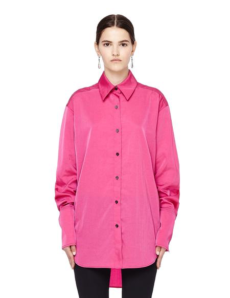 Yang Li Oversized Shirt - Pink