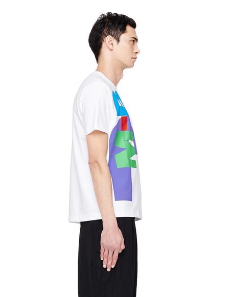 Junya Watanabe Printed T-Shirt - White