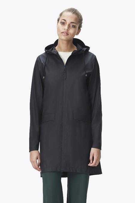 Rains Firn Jacket - Black