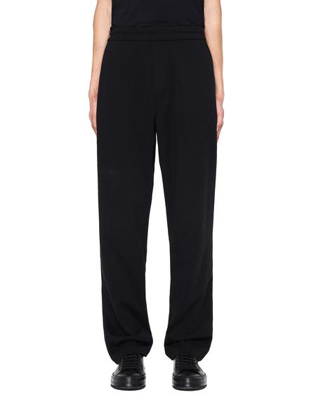 James Perse Cotton Trousers - Black