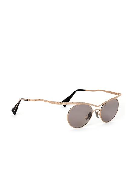 Kuboraum Sunglasses - Silver