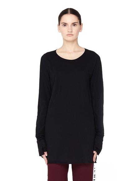 Leon Emanuel Blanck Long Sleeve T-Shirt - Black