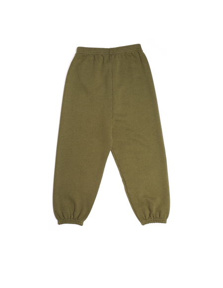 Kids Balenciaga Sweatpants - Green